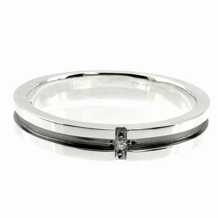メーカー取り寄せ品/LSR5033DBK メンズシルバーリング/指輪/LOVERS SCENE/ラバーズシーン