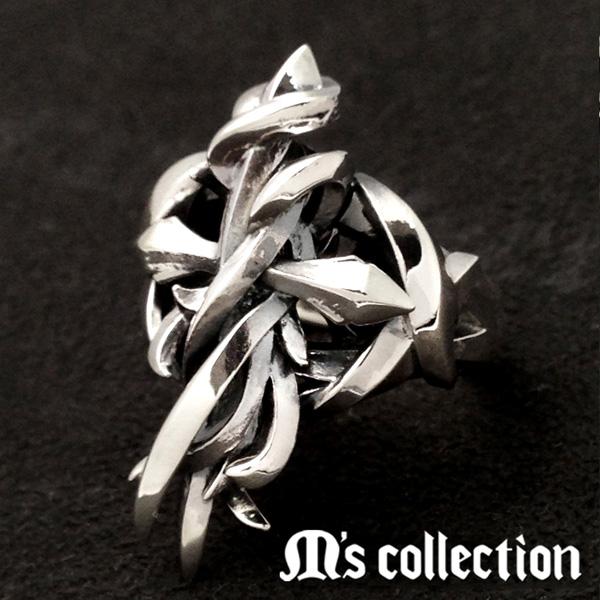 メーカー取り寄せ品/数量限定/4s1x0278 シルバーリング/Ms Collection/エムズコレクション