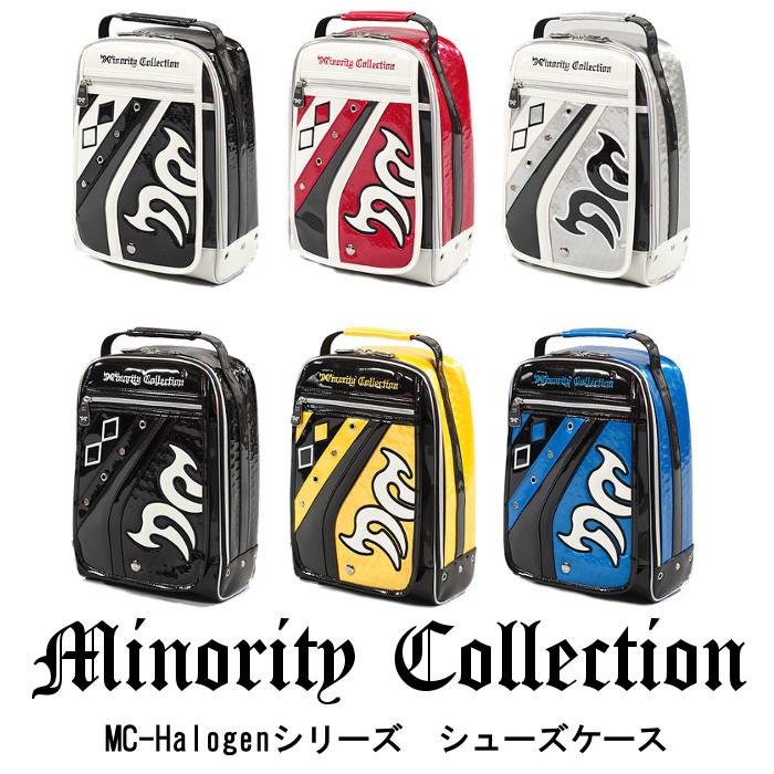 【送料無料】マイノリティコレクション MC-Halogen シューズケース Minority Collection