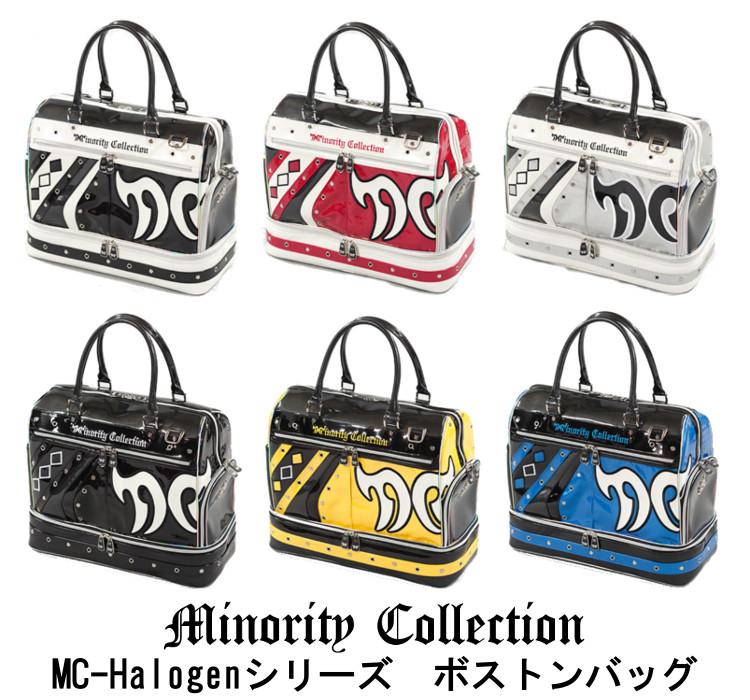 【本物保証】 【送料無料】マイノリティコレクション MC-Halogen ボストンバッグMinority Collection MC-Halogen Collection, 湯原町:ecfb82d7 --- canoncity.azurewebsites.net