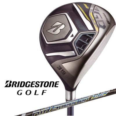 【送料無料】【2019年モデル】ブリヂストン ゴルフTOUR B JGR フェアウェイウッド[AiR Speeder JGR シャフト]/BRIDGESTONE GOLF