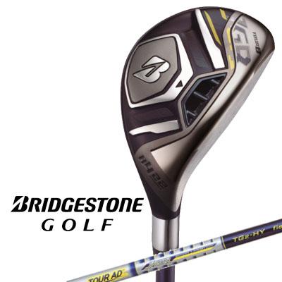 【送料無料】【2019年モデル】ブリヂストン ゴルフTOUR B JGR ユーティリティー[TOUR AD for JGR TG2-HY シャフト]/BRIDGESTONE GOLF