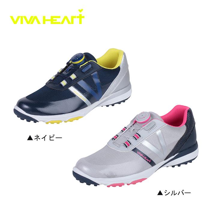 【送料無料】ビバハート VHK007 レディースクイックロックシューズ /VIVA HEART