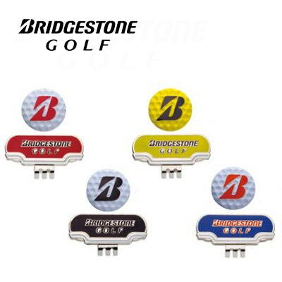 送料無料 GAG503 ブリヂストンゴルフ キャップマーカー GOLF 返品不可 人気海外一番 BRIDGESTONE クリップマーカー