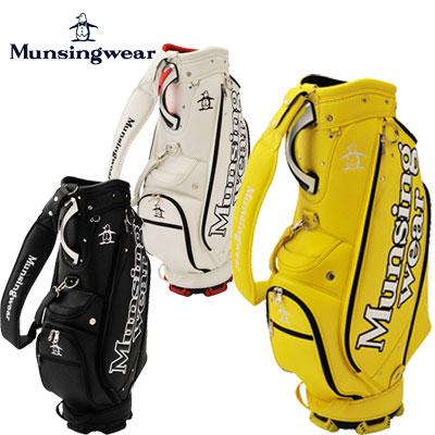 贅沢屋の 【送料無料】【ネームプレート刻印無料】MQBNJJ02 マンシングウェア キャディバッグ /Munsingwear, wel-senseショップ:ad1d2424 --- canoncity.azurewebsites.net