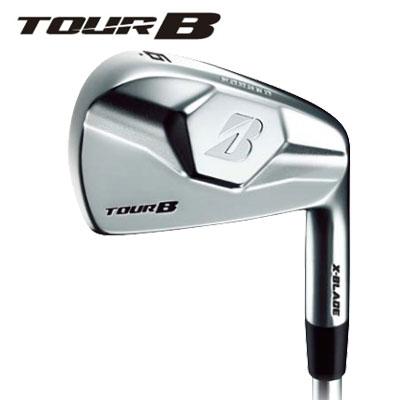【送料無料】ブリヂストン ゴルフ TOUR B X-BLADE 6本セット(#5~9、PW)[Dynamic Gold スチールシャフト]/BRIDGESTONE GOLF