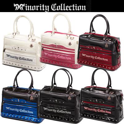 【送料無料】マイノリティコレクション ボストンバッグ MC-AGAIN 10504 /Minority Collection