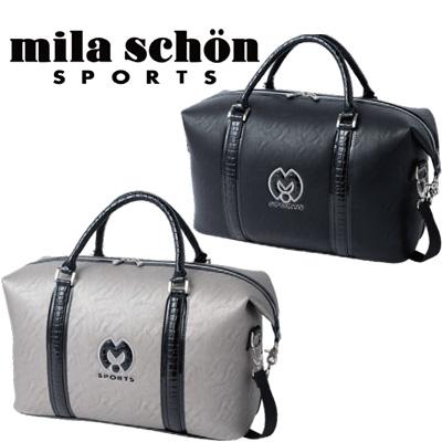 【送料無料】ミラショーン ボストンバッグ MSB002/mila schon