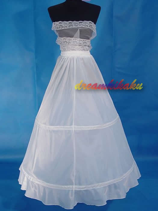 dreamkikaku | Rakuten Global Market: Petticoat dress for adult two ...