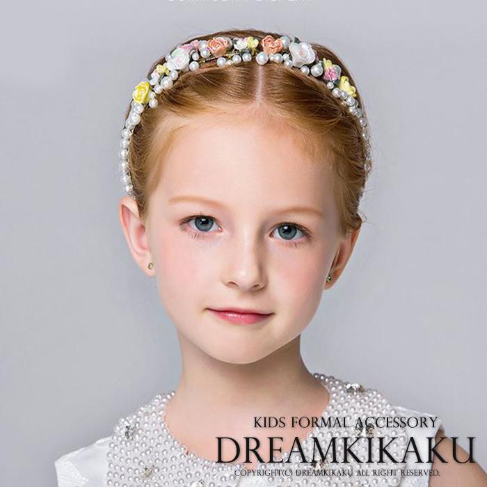 dreamkikaku the child hair ornament presentation hair accessories