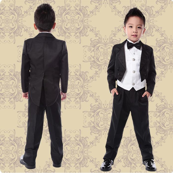 dreamkikaku | Rakuten Global Market: Boys Tuxedo luxury seven ...