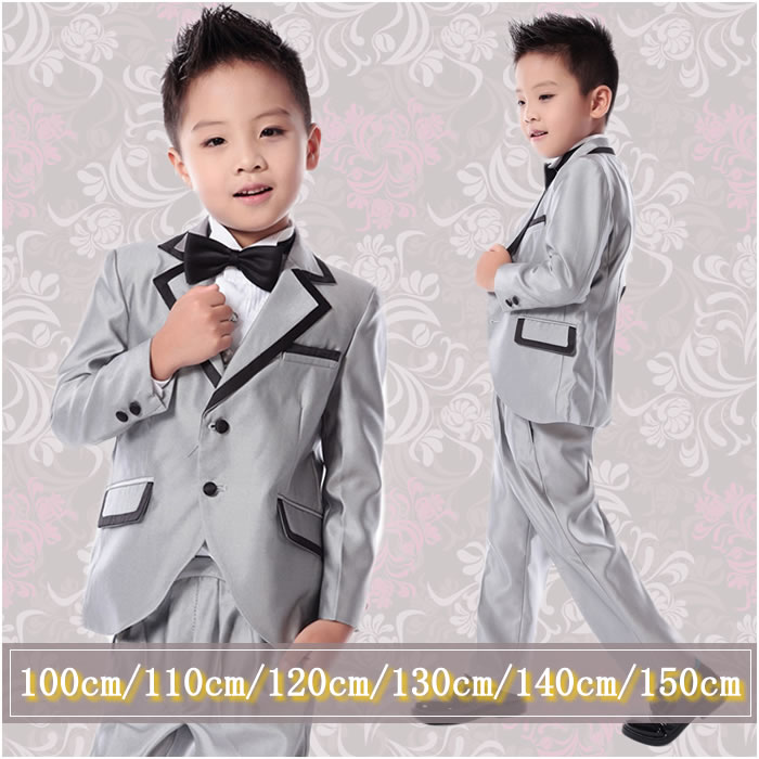 dreamkikaku | Rakuten Global Market: Boys suit 7-point Setup ...