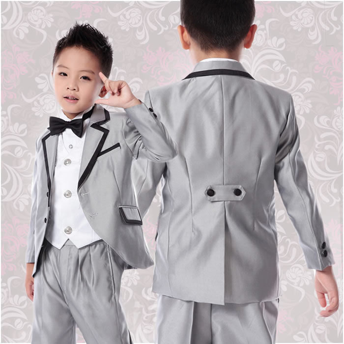 dreamkikaku | Rakuten Global Market: Boys suit 7-point Setup formal ...