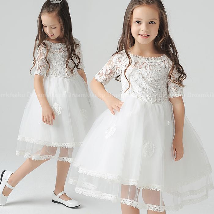 Dreamkikaku rakuten global market kids formal dresses white product name mightylinksfo Image collections