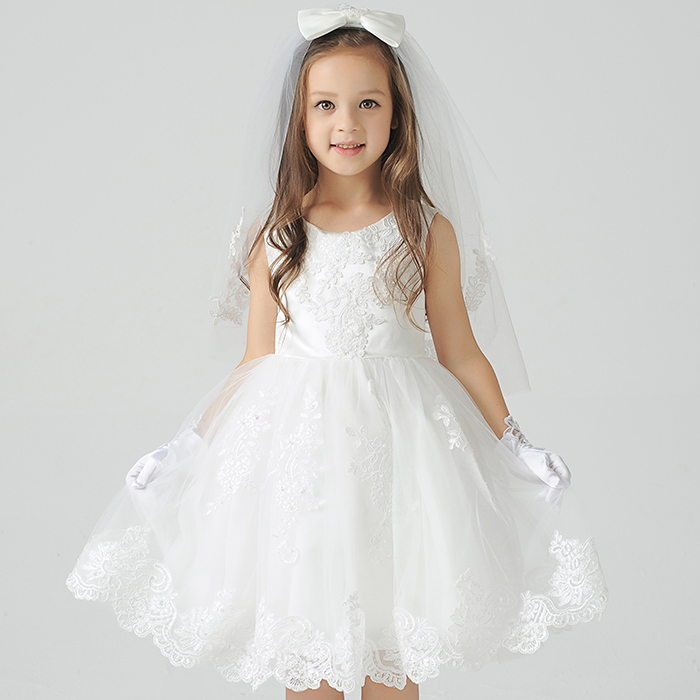 Dreamkikaku Children Dress Bolero Dress Set Kids Formal Dresses