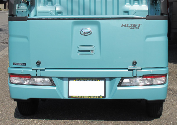 | where it is crowded, and there is no Rakuten first place new model high Z  cargo & deck bank rear tail lamp image Daihatsu high Z cargo DAIHATSU