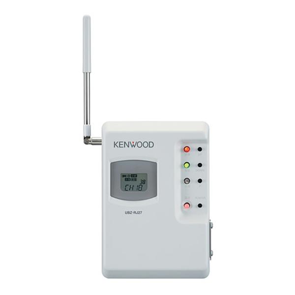 KENWOOD/ケンウッド 特定小電力中継器 UBZ-RJ27