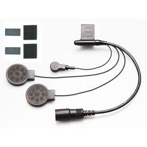 KTEL ケテルGL1800タンデムセットフルフェイスヘルメット用 (無線機・インカム)
