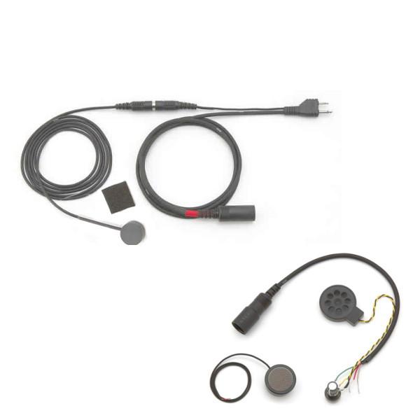 KTEL ケテル ハンディ無線機接続コード (アルインコ/ヤエス/スタンダード/アイコム無線機用SET) KT011 (KT004+KT030+KT032N)