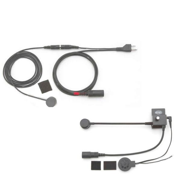KTEL ケテル ハンディ無線機接続コード (アルインコ/ヤエス/スタンダード/アイコム無線機用SET) KT098 (KT083+KT030+KT032N)