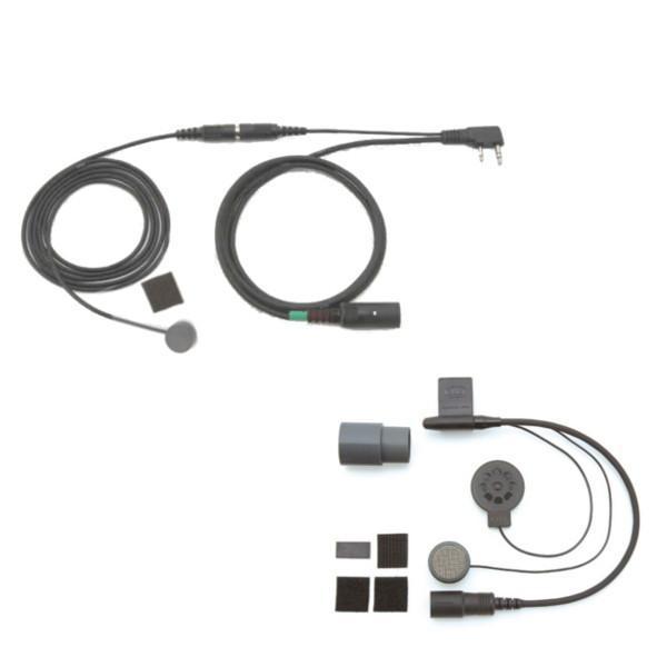 KTEL ケテル ハンディ無線機接続コード (ケンウッド無線機用SET) KT139K (KT138+KT030+KT032K)