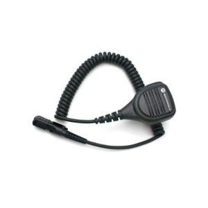MOTOROLA / モトローラ 防水型リモートスピーカーマイクPMMN4075(PMMN4075A)IMPRESデジタル簡易無線・業務用無線対応(無線機・インカム・トランシーバー用)