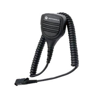 MOTOROLA / モトローラ オーディオジャック付リモートスピーカーマイク(RSM) PMMN4076(PMMN4076A)デジタル簡易無線・業務用無線対応(無線機・インカム・トランシーバー用)