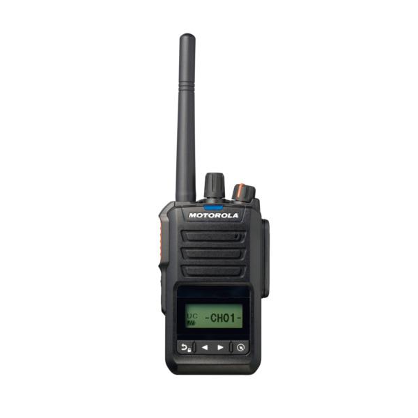 モトローラ/MOTOROLA 携帯型5Wハイパワー デジタルトランシーバー MT10