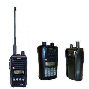 ALINCO アルインコモノバンド430MHz FM5Wトランシーバー+ソフトケースセットDJ-S47L+ESC-41(無線機・インカム)