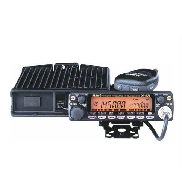 ALINCO アルインコ デュアルバンド144/430MHz FM モービルトランシーバー DR-635DV