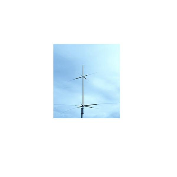 -代引き対応不可-【大型商品A】 第一電波工業ダイヤモンドアンテナDIAMOND ANTENNA CPVU8 3.5/7/14/21/28/50/144/430MHz 8バンド グランドプレーンアンテナ (DIGITAL対応)