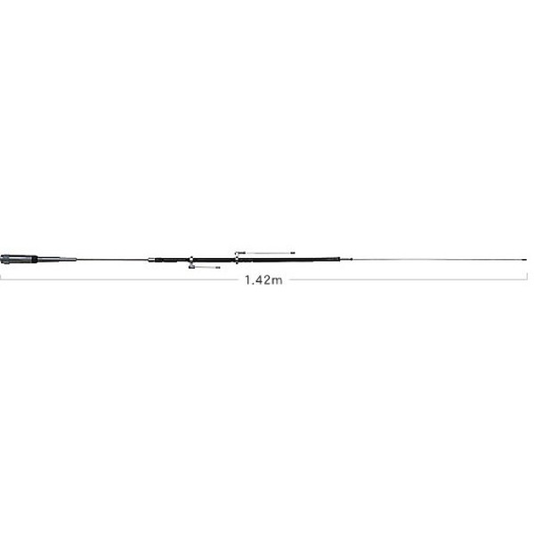 第一電波工業ダイヤモンドアンテナDIAMOND ANTENNA HV5S 7/21/50/144/430MHz帯高能率モービルアンテナ(DIGITAL対応)