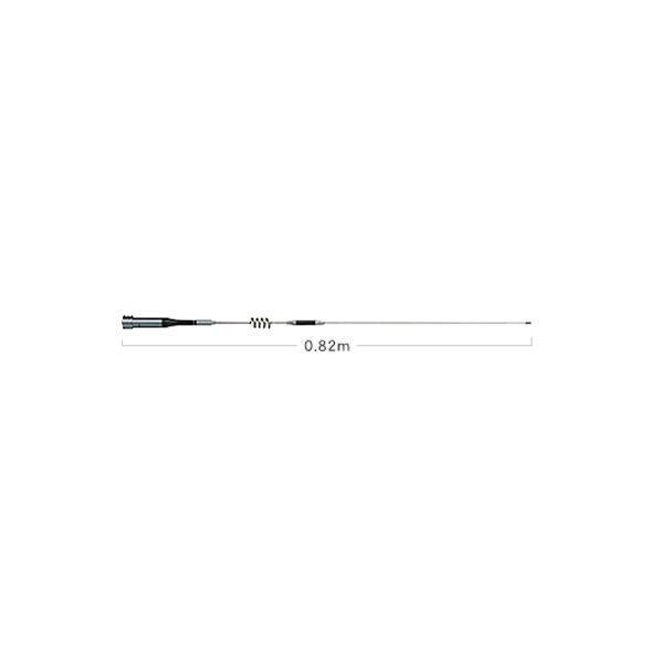 第一電波工業ダイヤモンドアンテナDIAMOND ANTENNA SG9600 50/144/430MHz帯高利得3バンドモービルアンテナ