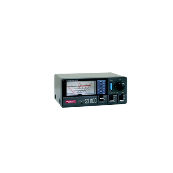 第一電波工業ダイヤモンドアンテナDIAMOND ANTENNA SX-1100 通過形SWR・パワー計