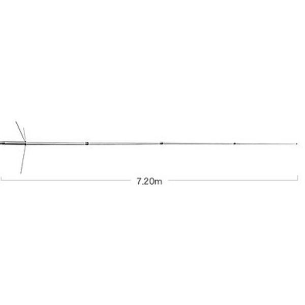 -代引き対応不可-【大型商品A】第一電波工業ダイヤモンドアンテナDIAMOND ANTENNA X700H 144/430MHz帯高利得2バンドグランドプレーン(レピーター対応型)(DIGITAL対応)グラスファイバー製(4分割式)