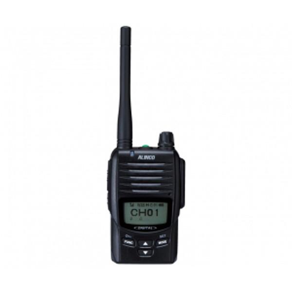 ALINCO アルインコ デジタル簡易無線・登録局(3R 陸上)5W デジタル30ch (351MHz)ハンディトランシーバー DJ-DPS50B