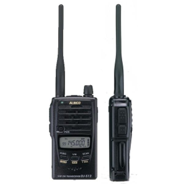 ALINCO アルインコ 2W モノバンド 144MHz FM トランシーバー DJ-S12
