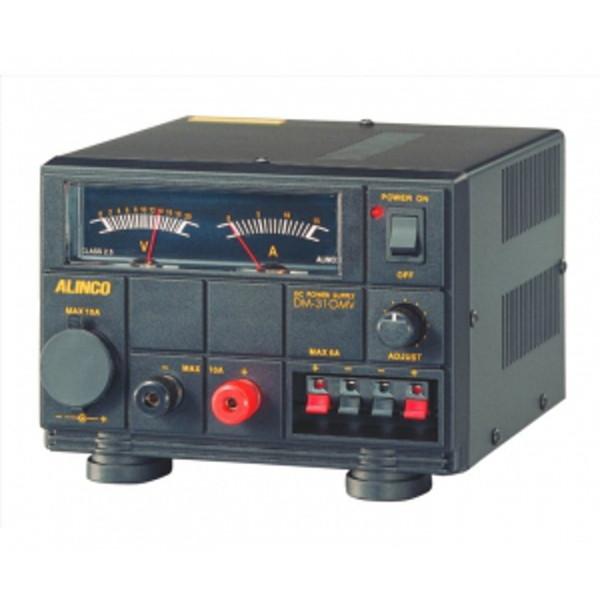 ALINCO アルインコ 最大10A 安定化電源器(AC100V-DC12V) DM-310MV