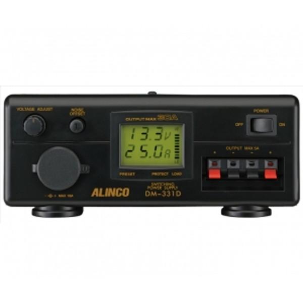 ALINCO アルインコ 最大30A PSE規格適合 安定化電源器(AC100V-DC12V) DM-331D