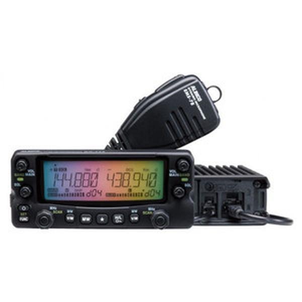 新製品!ALINCO アルインコ ツインバンド144/430MHz(20W)  FM モービルトランシーバー DR-735D