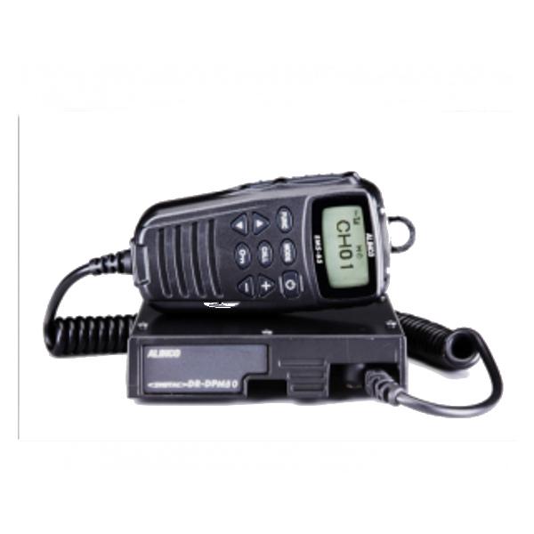 ALINCO アルインコ デジタル簡易無線・登録局(3R 陸上) 5W デジタル30ch (351MHz)モービルトランシーバー DR-DPM50