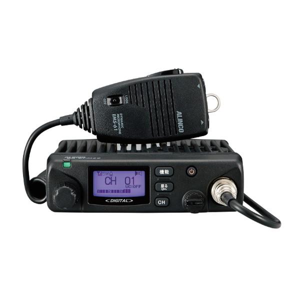 ALINCO アルインコ 5W デジタル30ch (351MHz) モービルトランシーバー DR-DPM60