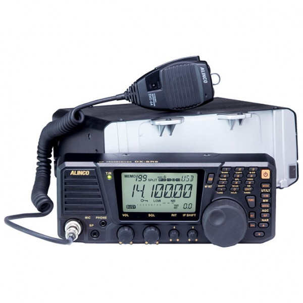 ALINCO アルインコ 短波帯オールバンド・オールモード+SDR 100W トランシーバー DX-SR9J
