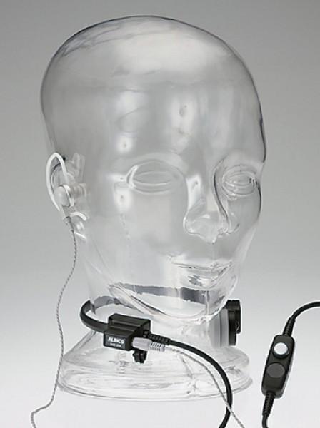 ALINCO アルインコ EME-39A 2ピンプラグ 咽喉マイク