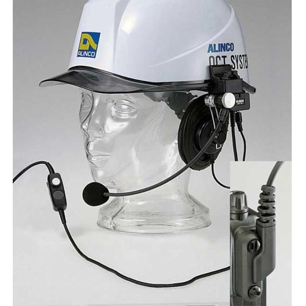 ALINCO アルインコ EME-40A ヘルメット用ヘッドセット