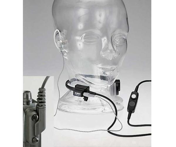 ALINCO アルインコ EME-43A ネジ止め式防水コネクターハンディシリーズ共用 咽喉マイク