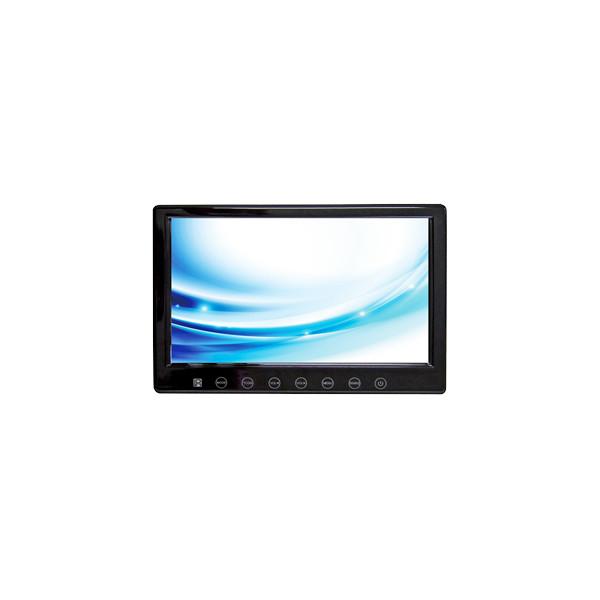 FRC/エフ・アール・シーNX-700MA(W)車載用 7V型TFT LCDカラーモニターAHDカメラ対応(無線機・インカム)