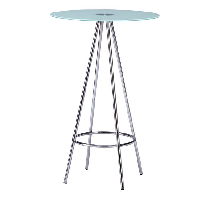 毎日激安特売で 営業中です 店舗 カウンターテーブル バーテーブル カフェテーブル ハイタイプテーブル ガラス製 てーぶる カジュアル
