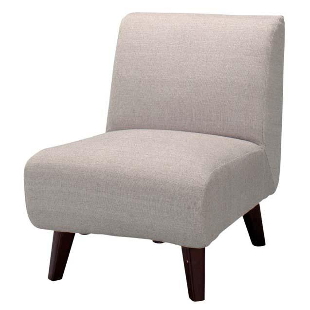 ソファー 1人掛けソファー 1人用ソファー 一人掛け 一人用 布張り製 50cm幅 幅50cm ベージュ そふぁー