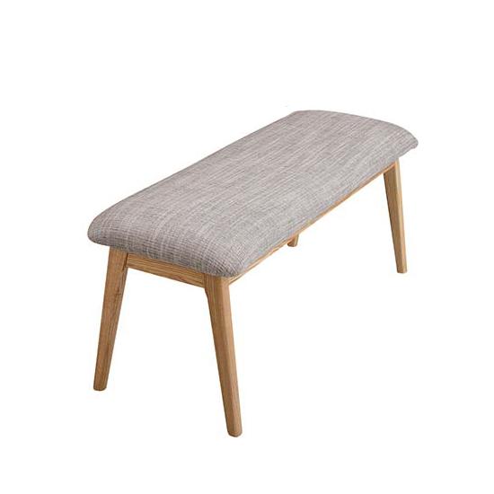 ダイニングベンチ ダイニングチェアー 木製 北欧風 ナチュラル ベンチチェアー 椅子 いす